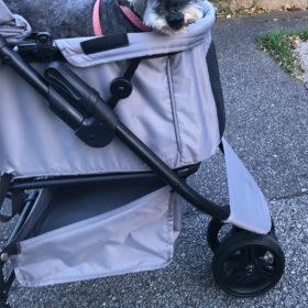 犬用の3輪ペットカートを比較しジェックス OSOTO バギーを購入した5つの理由